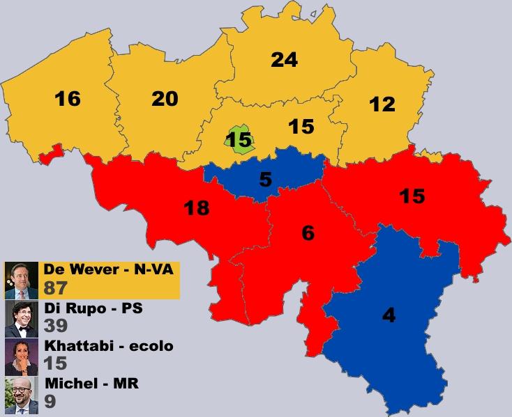 Provinces-Unies de Belgique?